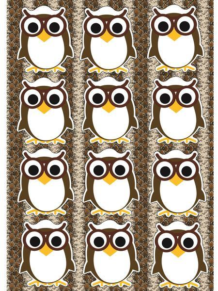 MAGNET SHEET OWLS