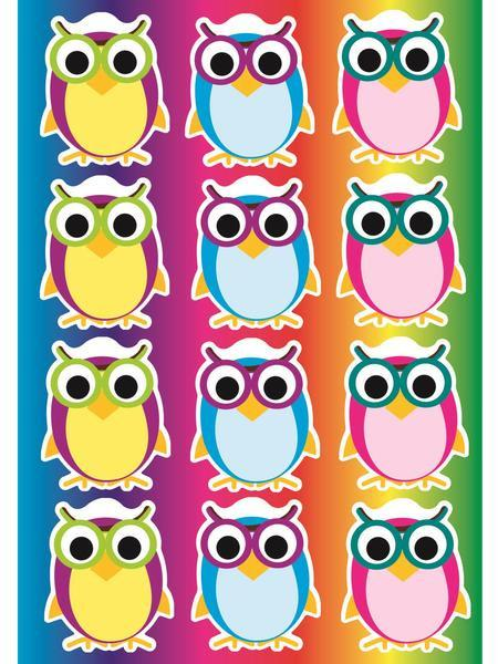 MAGNETIC COLOR OWLS