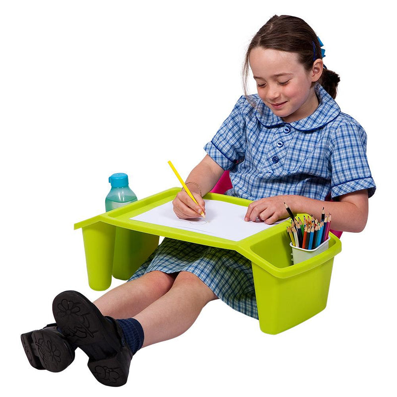 Student Lap Desk - Pack of 4 - Mixed Coloured Packs