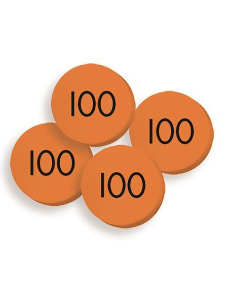 SENSATIONAL MATH - 100 HUNDREDS P.V. DISCS SET