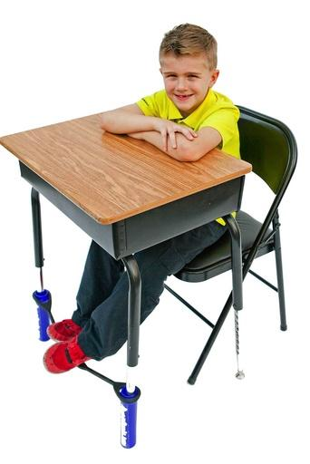 BOUNCY BANDS FOR WIDE DESKS