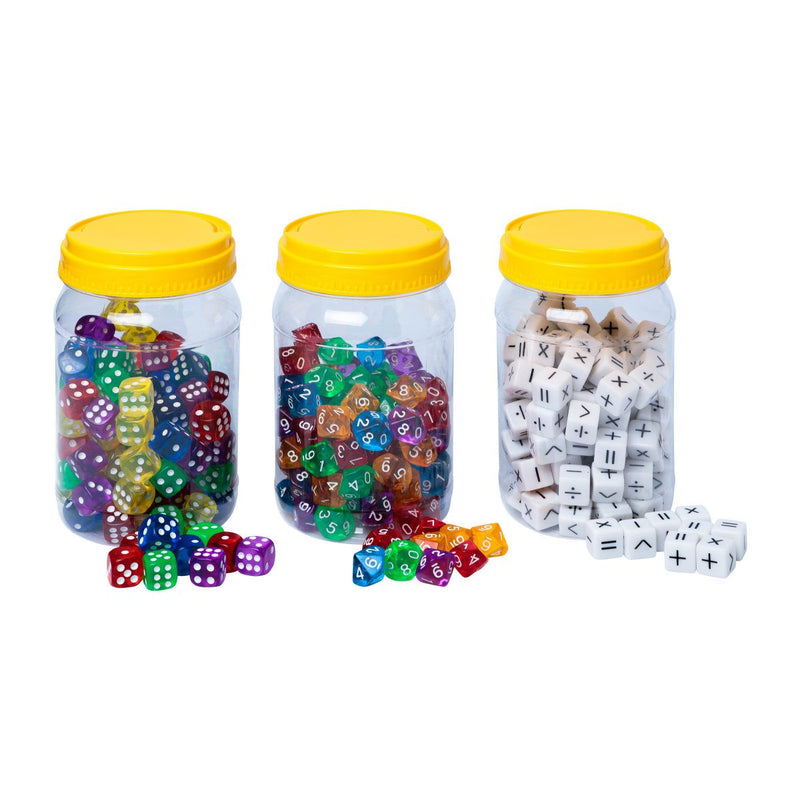 Dice Activity Fun Set