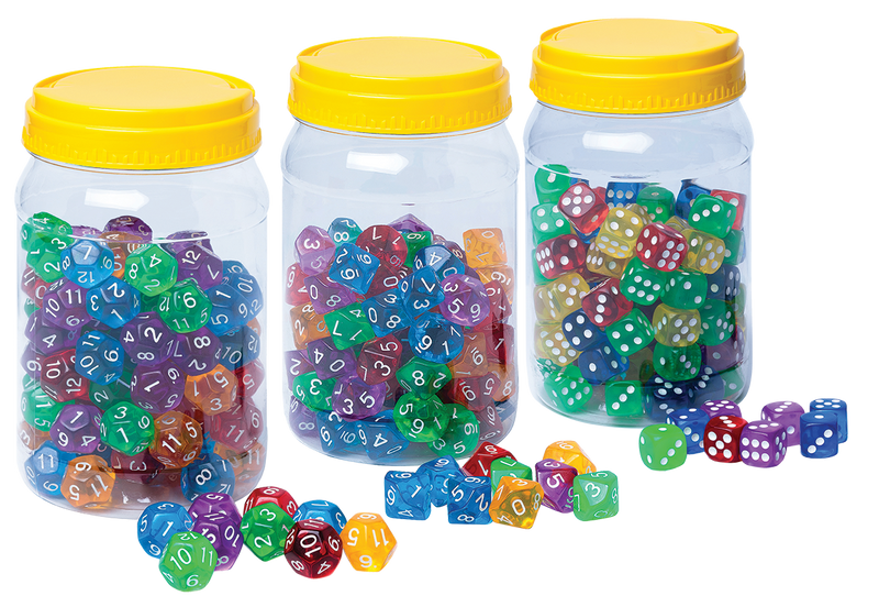 Polyhedral Dice Collection