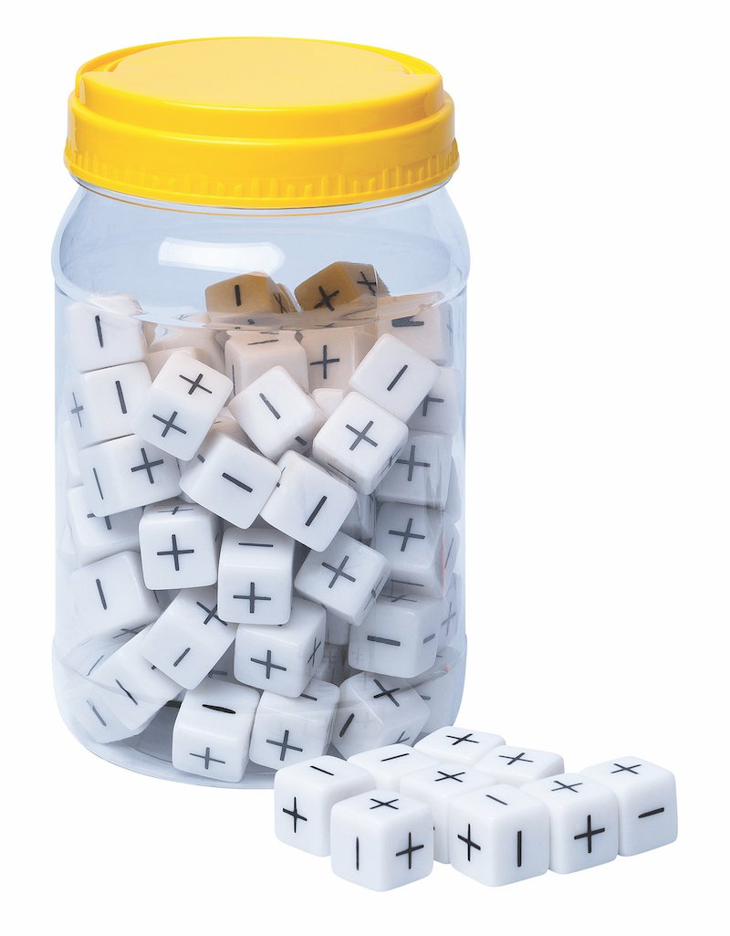 Addition and Subtraction Operations Dice Set