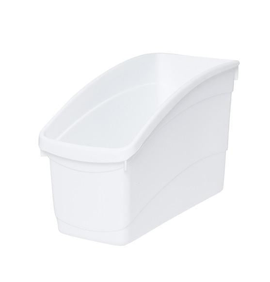 Plastic Book and Storage Tubs