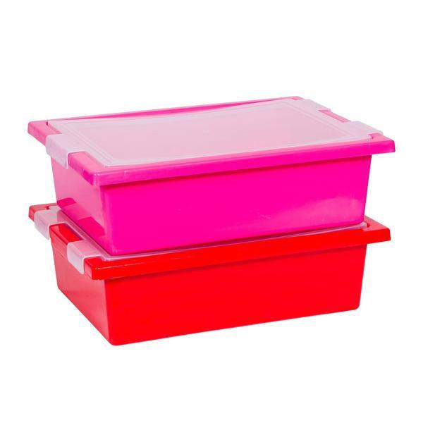 Plastic Tote Tray Lid