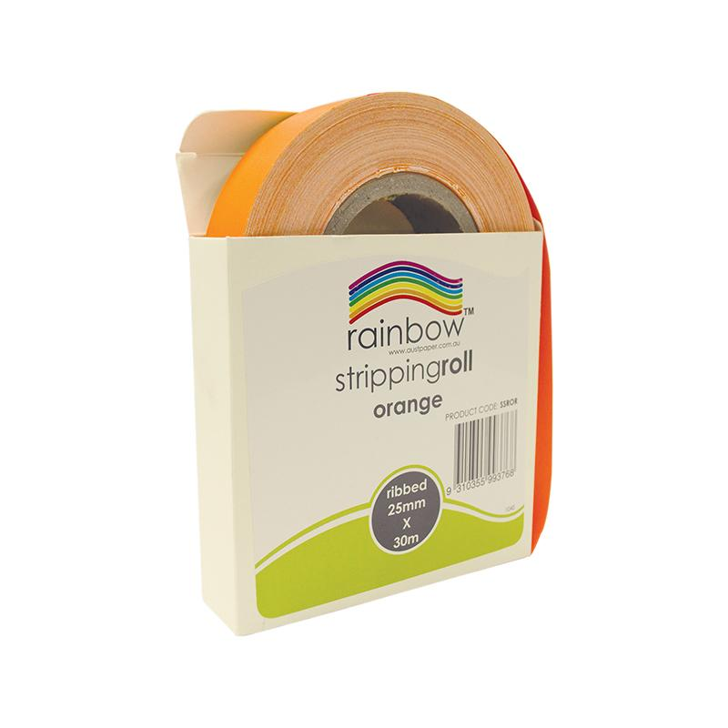 Rainbow Stripping Roll