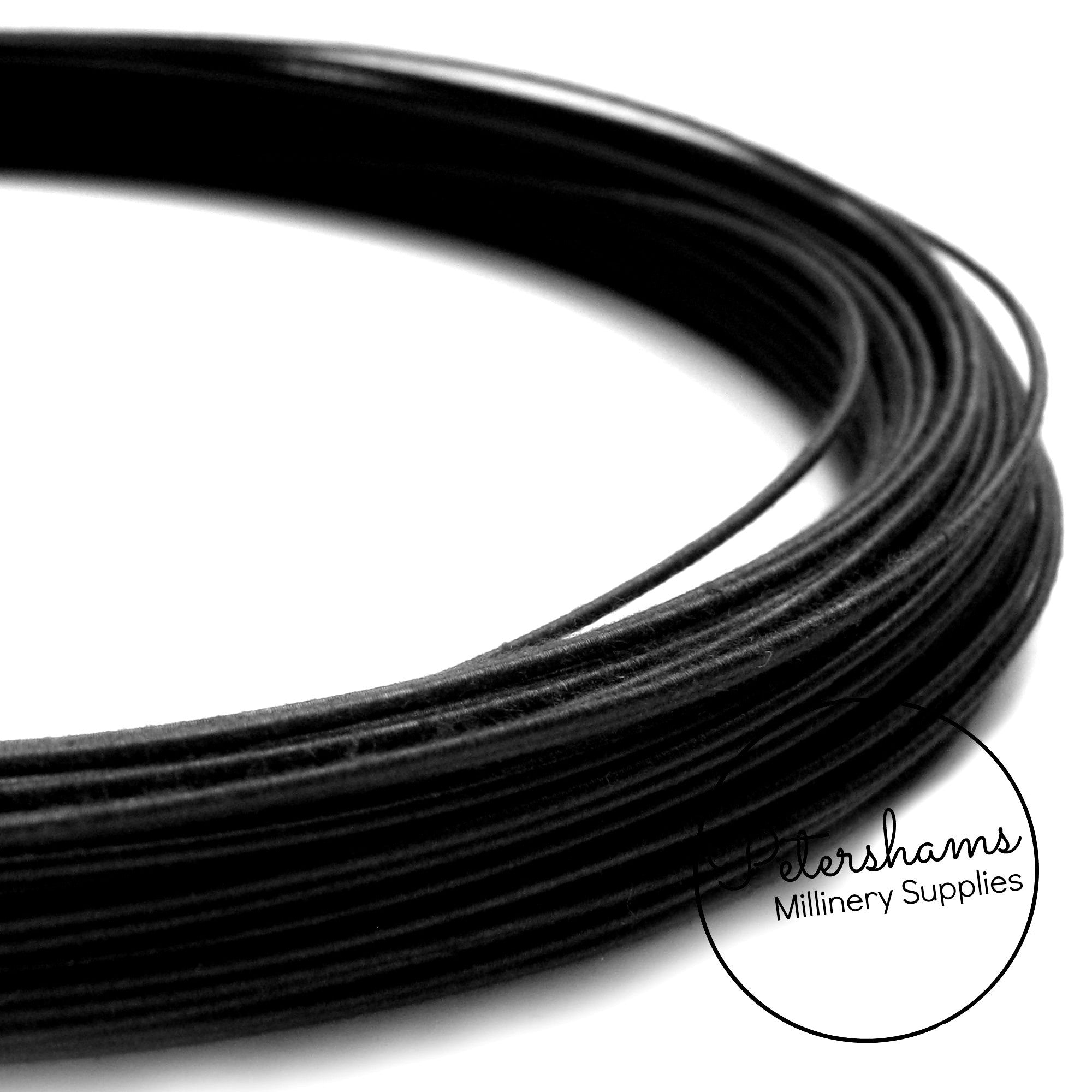 1.2mm Extra Firm Cotton Covered Millinery Wire – Petershams ...