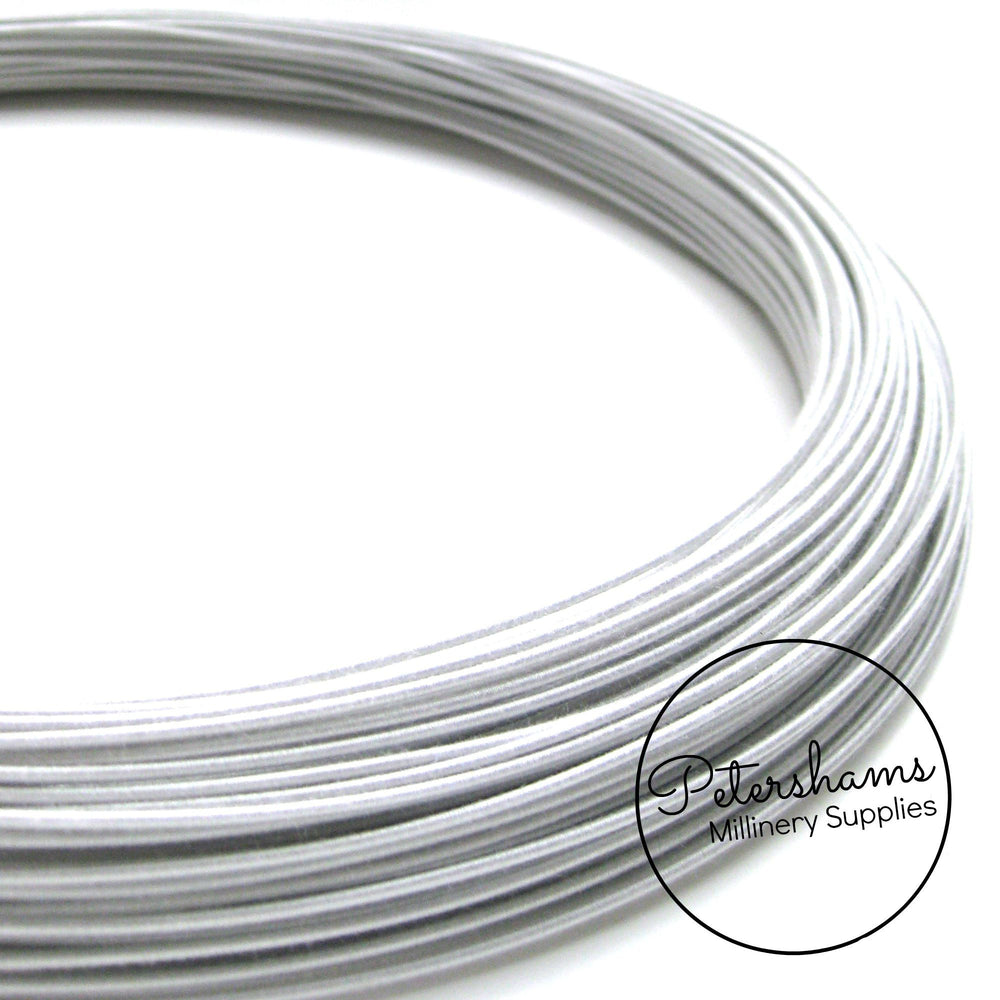 1.2mm Extra Firm Cotton Covered Millinery Wire