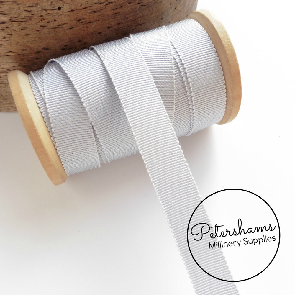 15mm No.3 Millinery Petersham Hat Ribbon