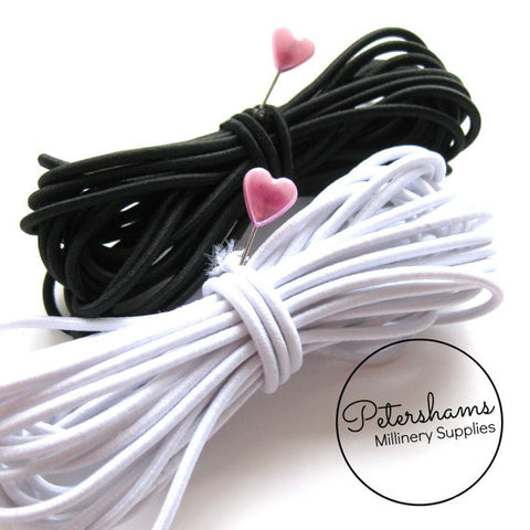 2.5mm Round Hat Elastic
