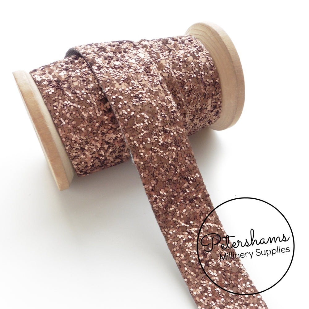 20mm Glitter Ribbon - 1m