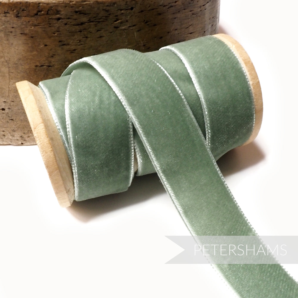 23mm French Velvet Ribbon - 1m