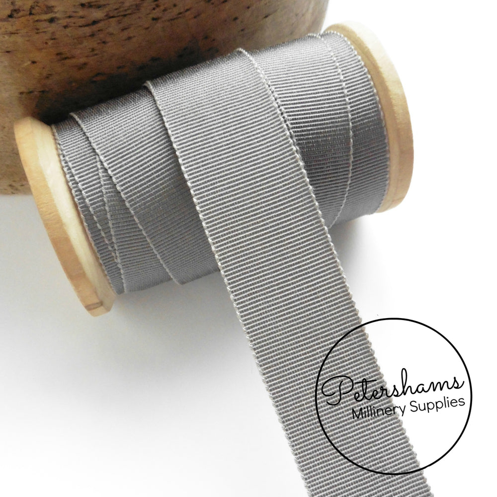 25mm No.5 Millinery Petersham Hat Ribbon