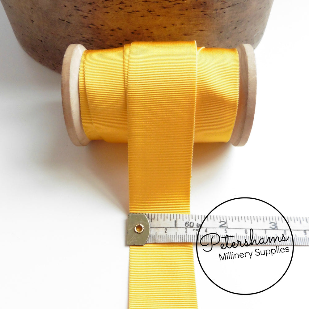 32mm Wide Grosgrain Ribbon - 1m