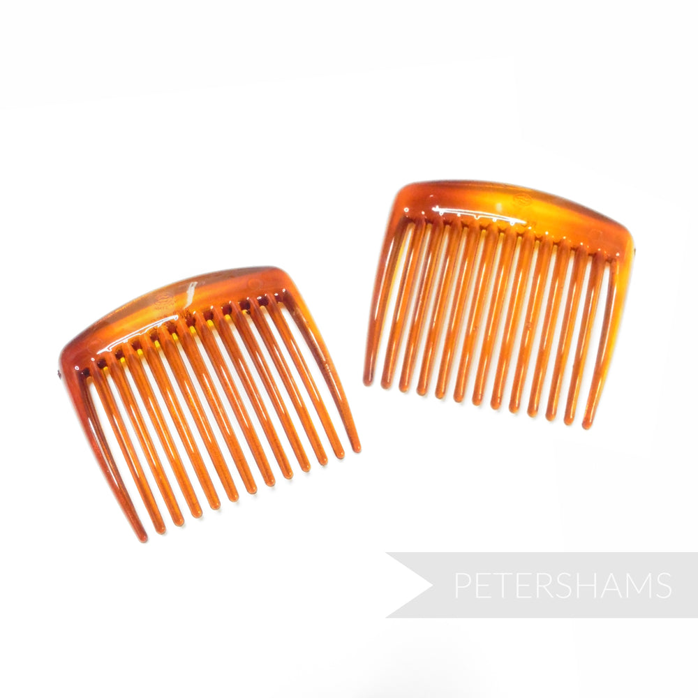 Plastic Side Combs (Amazing Quality!) - Pair