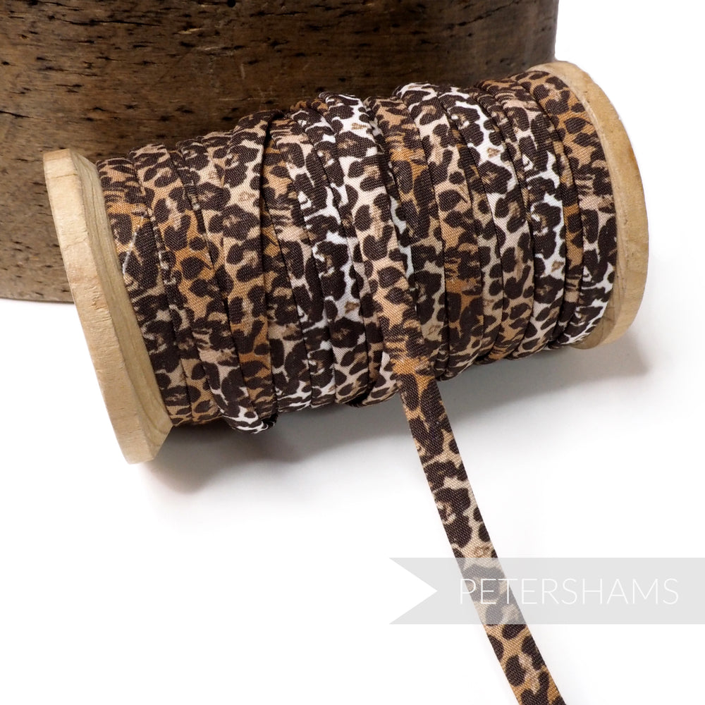 6mm Animal Print Rouleau Tube - 1m