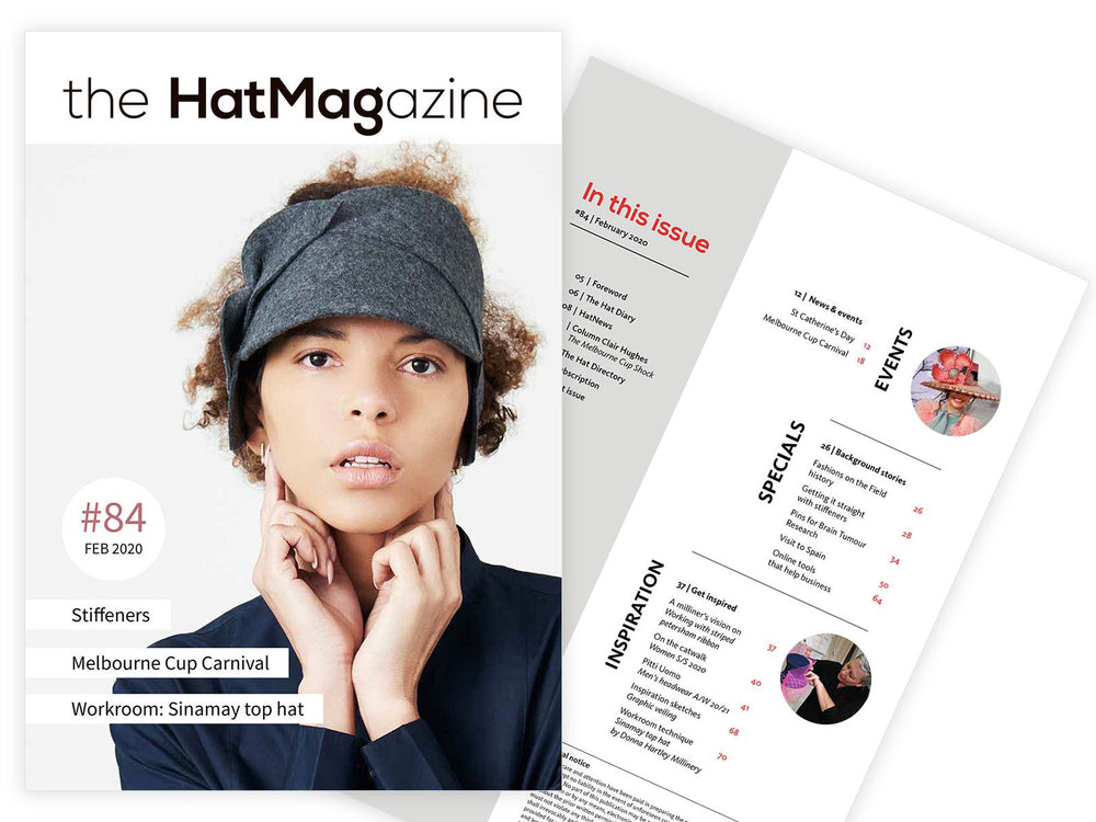 THE HAT Magazine February 2020 Issue 84