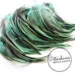 Badger Hackle Feathers - 5g