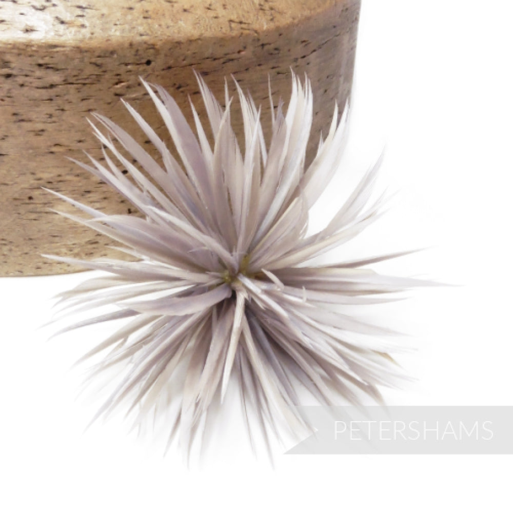 Goose Biot Feather Pom Hat Mount