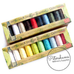 100% Recycled Sew-All Polyester rPET Eco Gutermann 10 Spool Thread Set