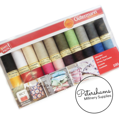 Gutermann Sew-All 100m Thread - Box of 20