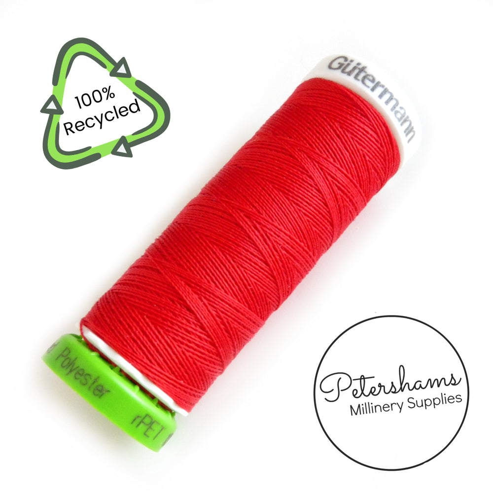 100% Recycled Sew-All Polyester rPET Eco Gutermann Thread - 100m Spool