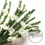 Heather Sprigs Artificial Flowers - Bunch of 12