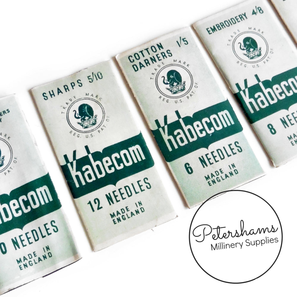Vintage Kabecom Sewing Needles - 1950/60's