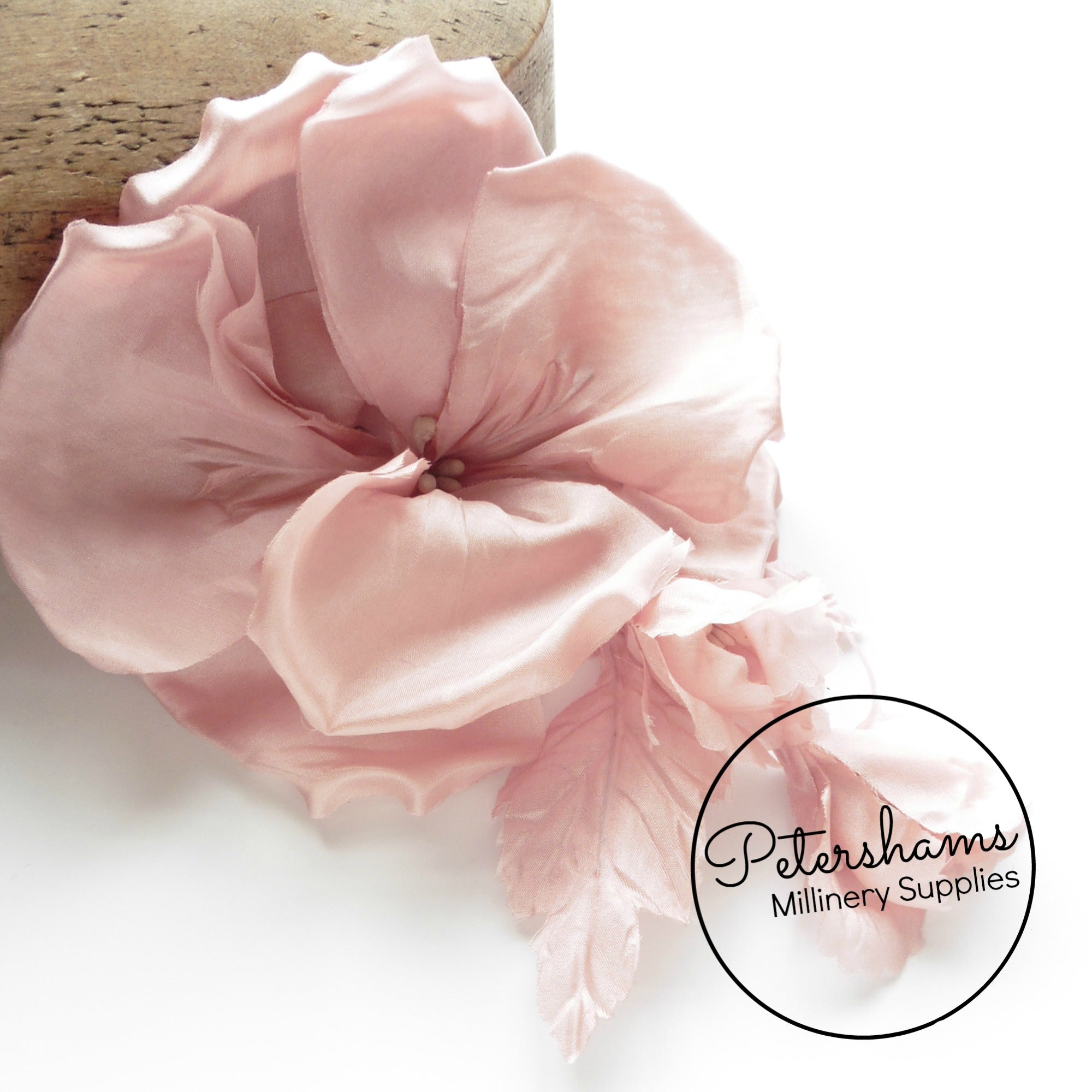 Katie may silk millinery flower hat mount petershams millinery katie may silk millinery flower hat mount mightylinksfo