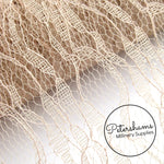 "30cm (12"") Wide Lace Netting Fabric - 1m"