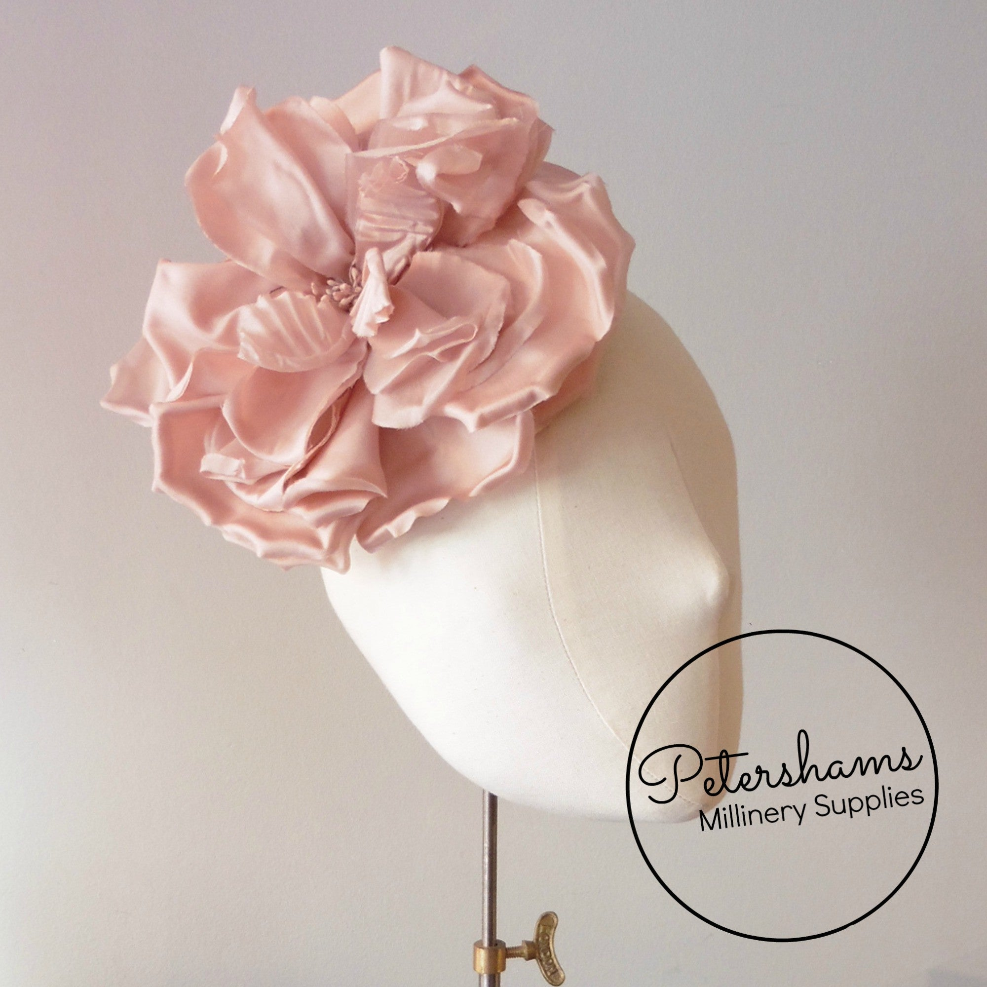 Lucinda extra large silk 20cm rose millinery flower petershams lucinda extra large silk 20cm rose millinery flower mightylinksfo
