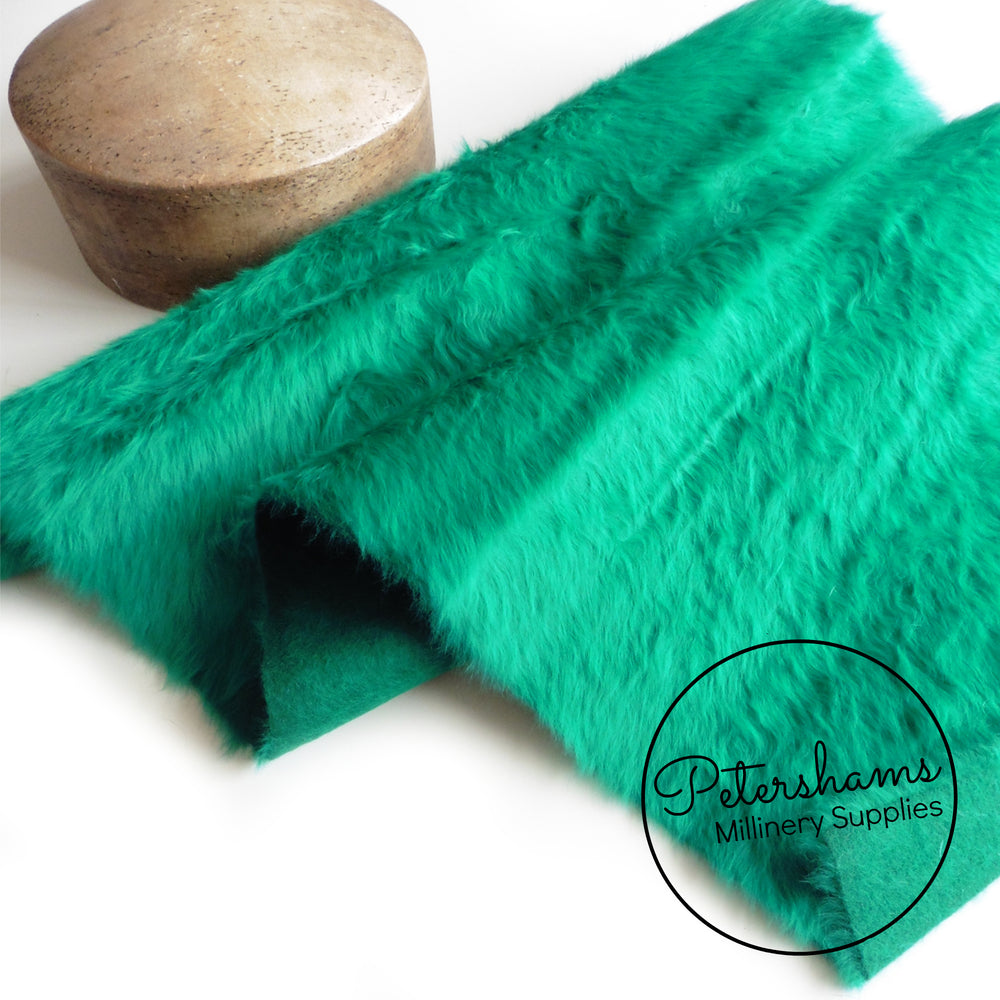 Vintage Flat Melusine Fur Fabric - 1m