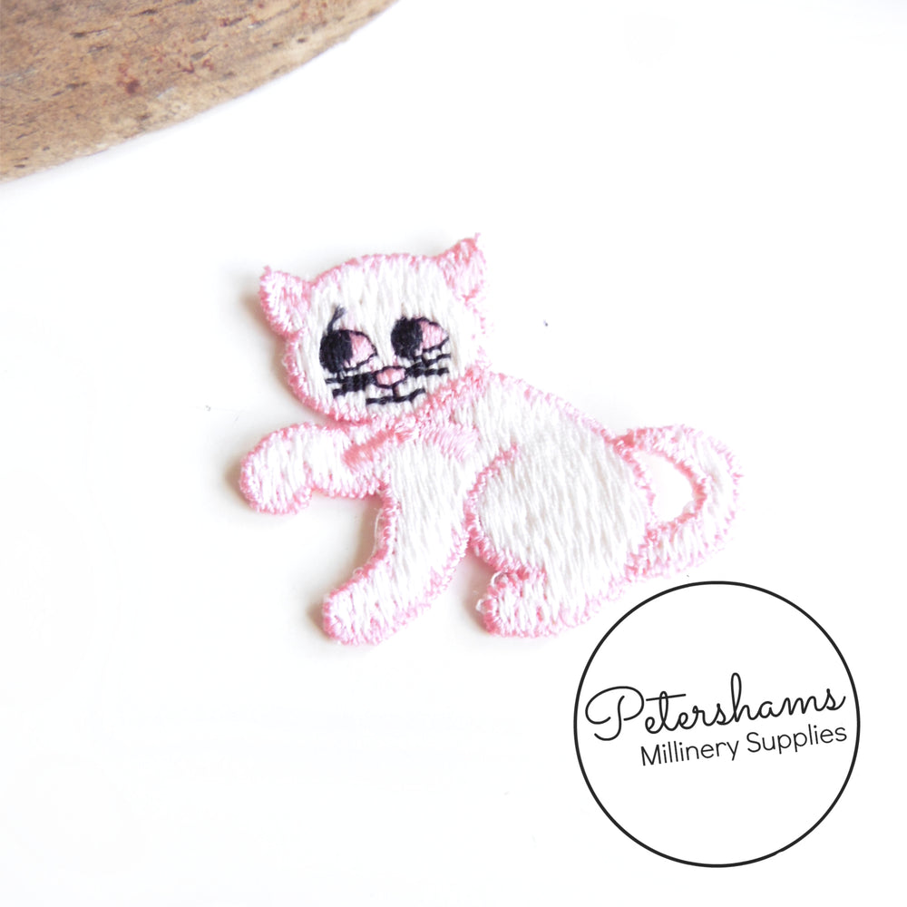 Vintage Meow Meow 1960s Cat Patch