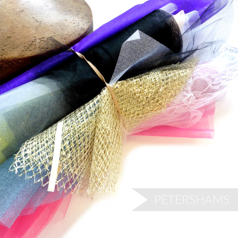 SALE SPECIAL - Tulle & Netting Remnant Bundle