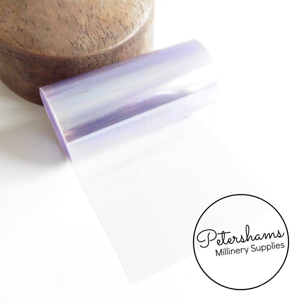 Translucent Iridescent Sequin Film