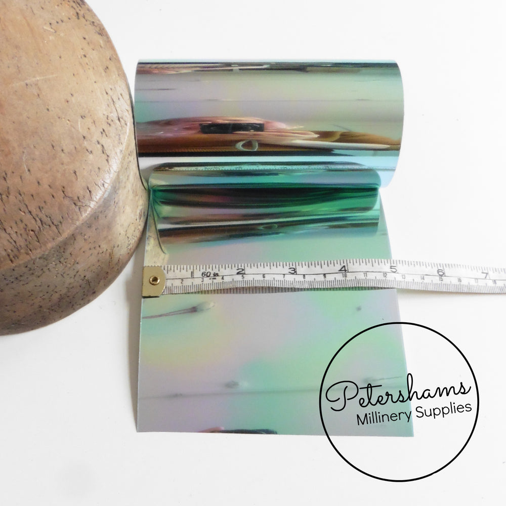 Metallic Oil Slick Sequin Film