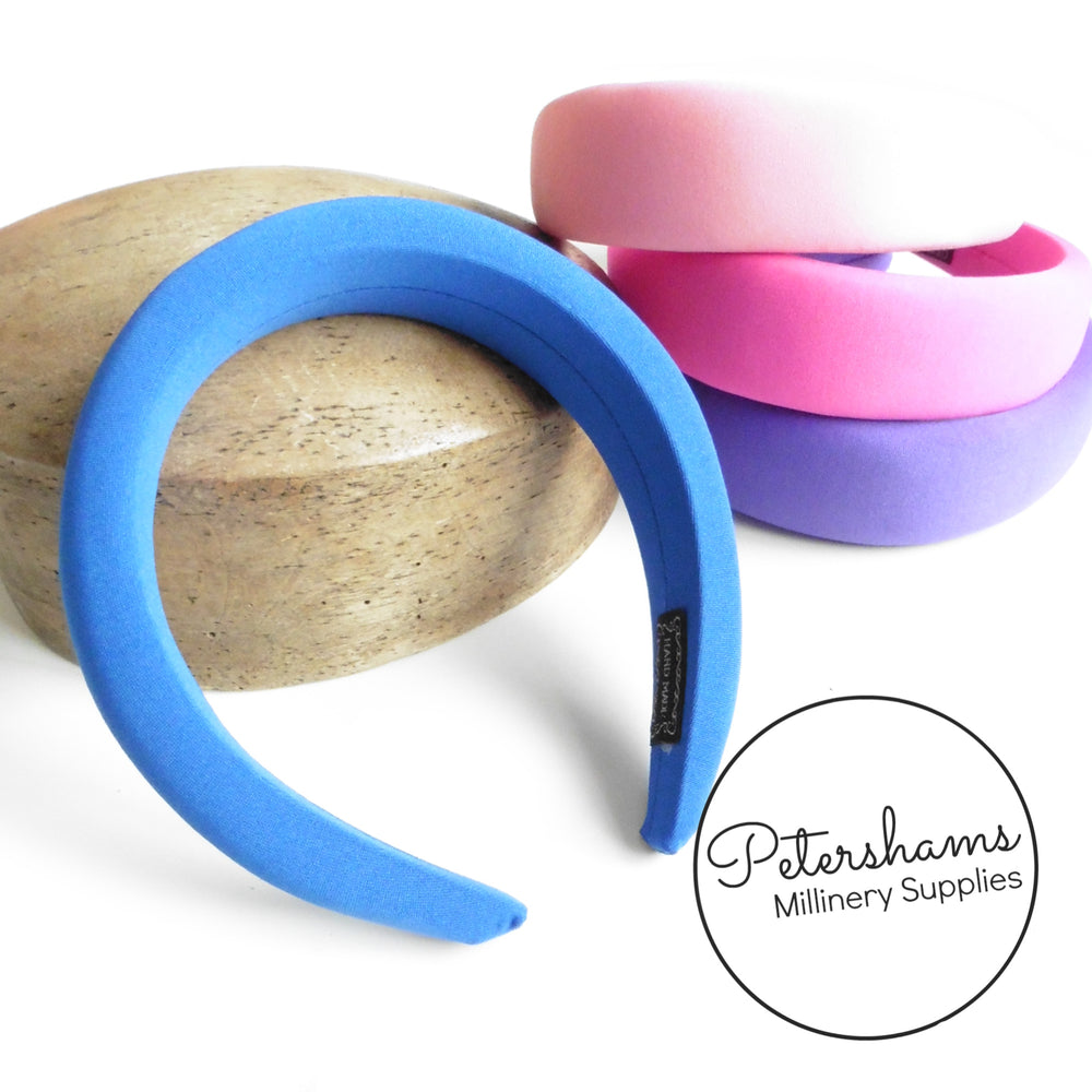 40mm Super Padded Headbands - Jersey