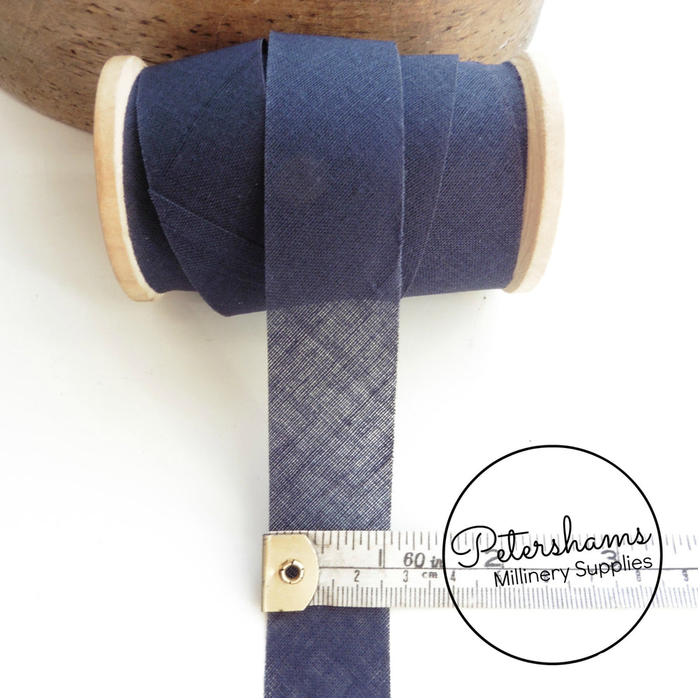 25mm Tailors Tape Cotton Bias Tape - 1m