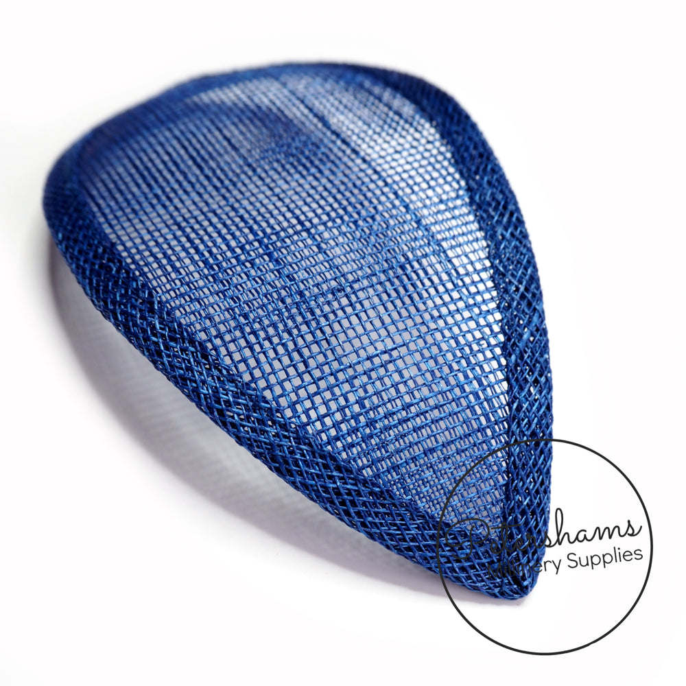 Teardrop Sinamay Hat Base