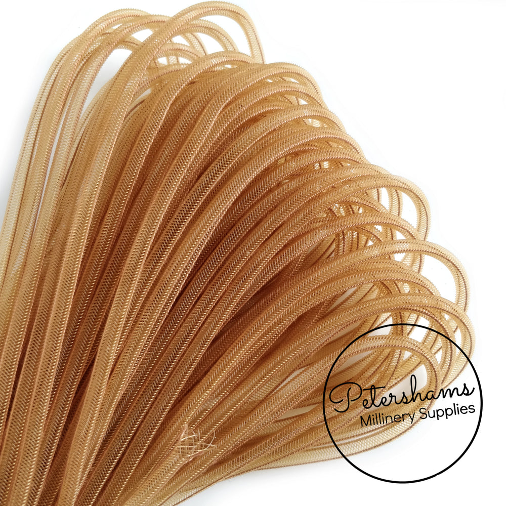 4mm Tube Millinery Crin