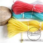 6mm Tube Millinery Crin