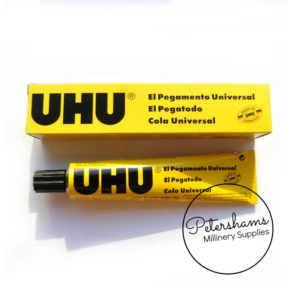 60ml UHU All Purpose Adhesive Glue - The milliner's choice!