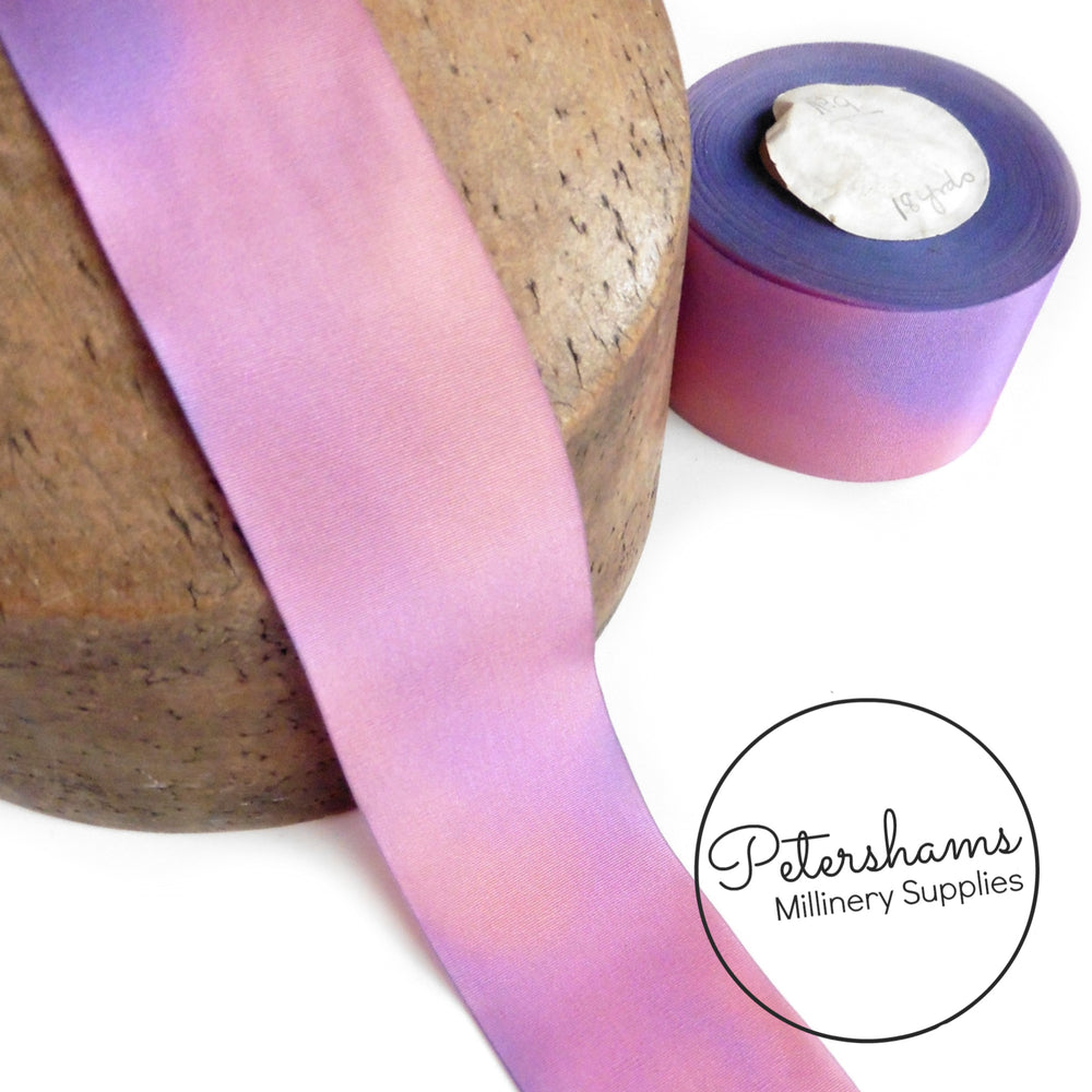 38mm Sunset Gradient Vintage Ribbon - 1m
