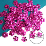 Vintage 1950s/60s Sequins - Frilly Flower