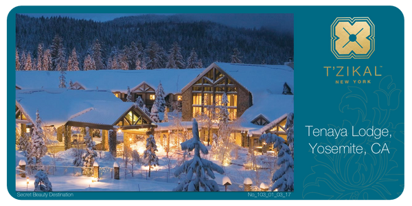 Secret Beauty Destination: Tenaya Lodge, Yosemite, CA, USA