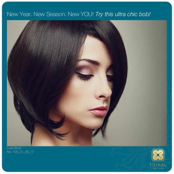 New Year. New Season. New YOU! Opt for an ultra chic bob this year