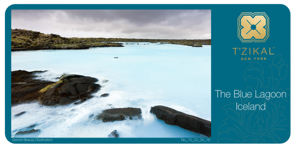 Secret Beauty Destination: The Blue Lagoon, Iceland