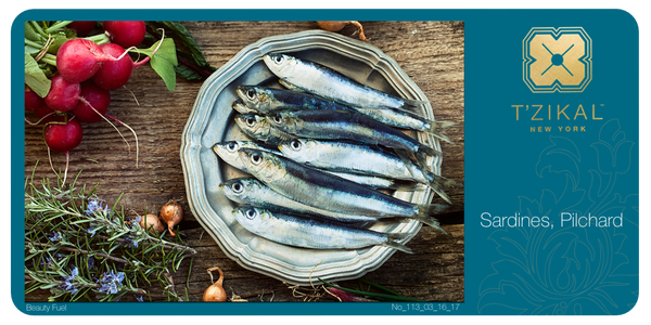 Beauty Fuels: Sardines, Pilchard