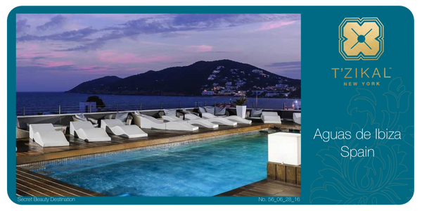 Secret Beauty Destination: Aguas de Ibiza Hotel, Spain
